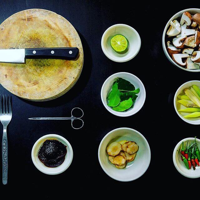Cocina La Deriva